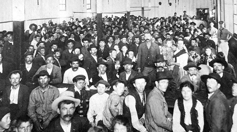 La inmigración europea a la Argentina