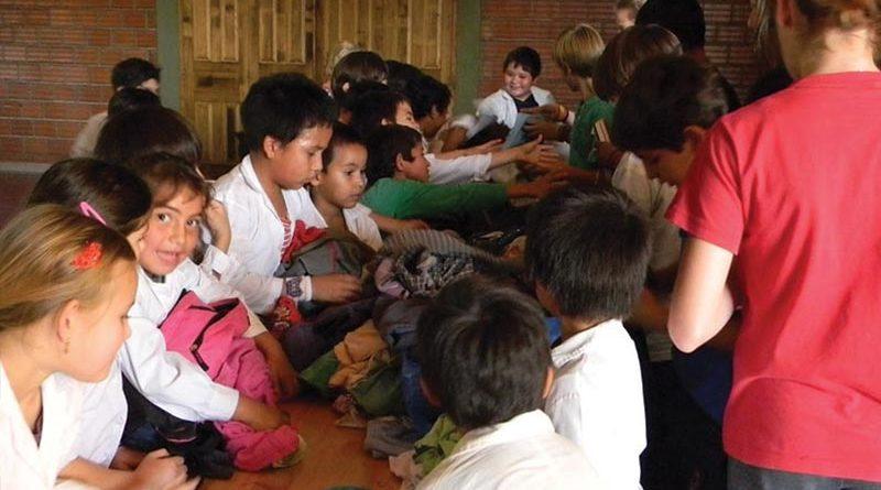 La responsabilidad social en el aula