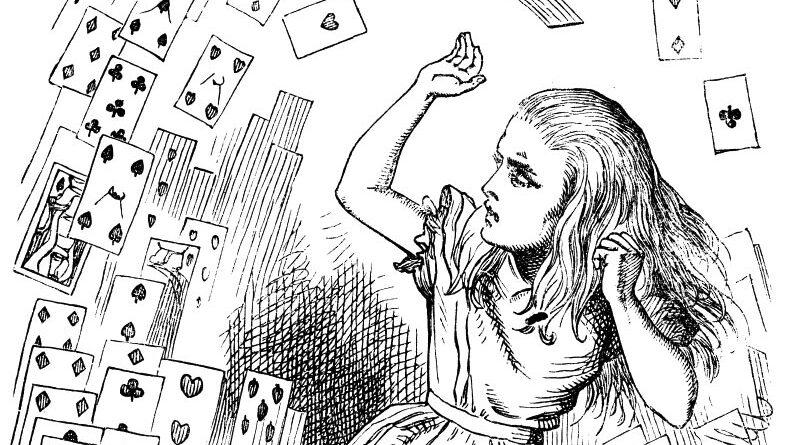 Alicia en el país de las Maravillas. Una lectura para Primero y Segundo Ciclo