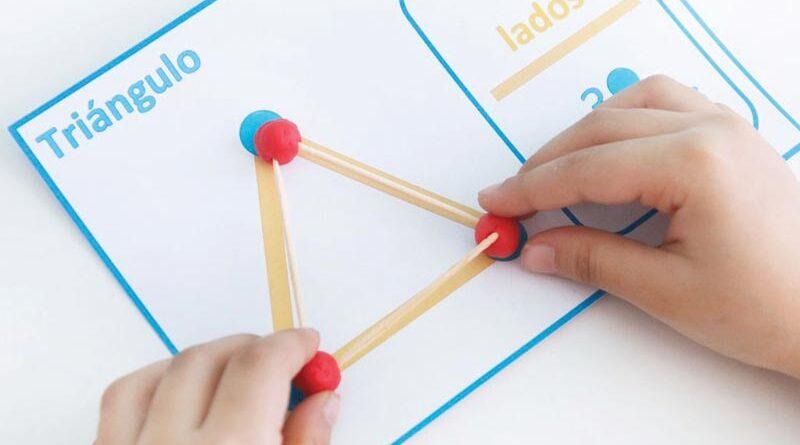 Medir el perímetro  de las figuras