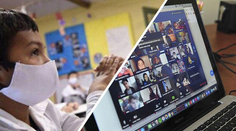 Continuidades entre la presencialidad y la virtualidad  ¿Modalidades educativas mixtas?