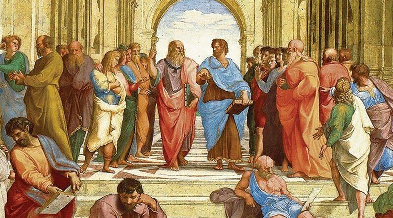 Grecia y la pedagogía. Del fondo de la historia a la actualidad